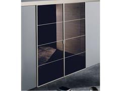 Porta scorrevole in vetro laccato SPARK | Porta laccata - Aluminium Chic