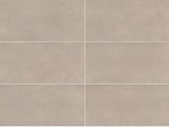 Pavimento/rivestimento in gres porcellanato a tutta massa effetto resinaSPATULA Lino - ITALGRANITI