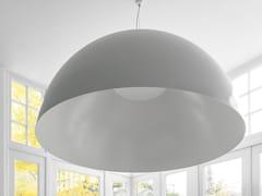 Lampada a sospensione a LED in ABS°SPHERE LARGE - EDEN DESIGN