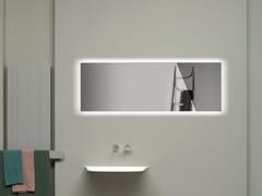 Antonio Lupi Design, APICE50144 Specchio rettangolare da parete