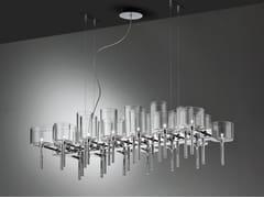Lampada a sospensione a luce diretta SPILLRAY | Lampada a sospensione - Spillray