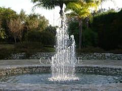 Ugello speciale per fontaneSPIRALE - CASCADE