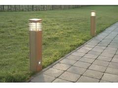 Paletto luminoso in acciaio inox SPIRIT KFL LED - Spirit