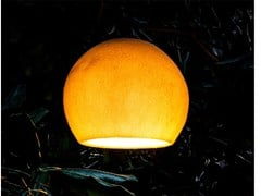 Lampada a sospensione in poliuretano a cellula regolareSPONGE - DANESE MILANO