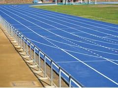 Pavimentazione per piste di atletica leggeraSPORTRACK SW PF - CASALI