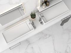 Lavabo da appoggio rettangolareSPOT | Lavabo rettangolare - ABSARA INDUSTRIAL