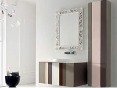 Sistema bagno componibile SPRING - COMPOSIZIONE 6 - Spring