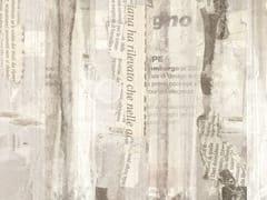 Carta da parati ignifuga in tessuto non tessuto con scritteSPRING - TECNOGRAFICA