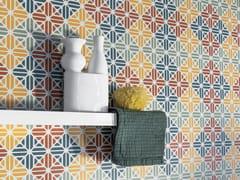 Rivestimento rettificato in ceramica a pasta bianca per interniSPRINGPAPER 02 - CERAMICA SANT'AGOSTINO