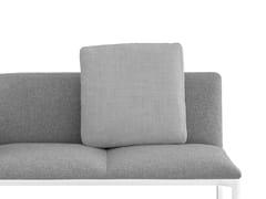Cuscino quadrato in tessuto per esterniOORT OUTDOOR | Cuscino quadrato - LAPALMA