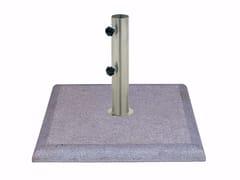 Base per ombrellone in granitoBase per ombrellone - ROYAL BOTANIA