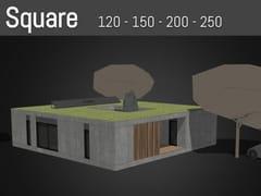 Casa prefabbricataSQUARE - POPUP HOUSE
