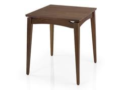 Tavolo quadrato in legno HAWAI | Tavolo quadrato - Hawai