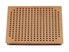 Pannello decorativo acustico in MDF SQUARE TILE 60.4 - Square Tile