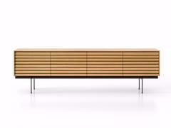 Madia in legno con cassetti SSX412 | Madia con cassetti - SUSSEX