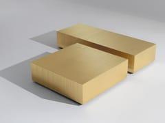 Tavolino basso in metallo ST 32-34 - Stars