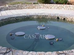 Accessori per fontane galleggiantiGalleggianti inox per fontane - CASCADE