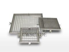 Accessorio idraulico per fontaneGriglie inox per fontane - CASCADE
