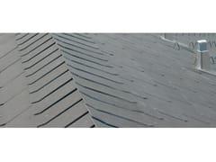 Laminato in acciaio per coperture e lattoneria Acciaio inox -