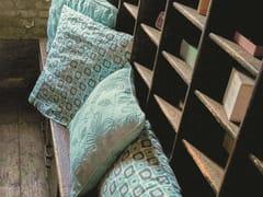 Cuscino in lino a motivi geometriciSTAMPA POP   Cuscino - LA FABBRICA DEL LINO BY BERGIANTI & PAGLIANI