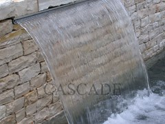 Cascata d'acquaCascate laminari standard - CASCADE
