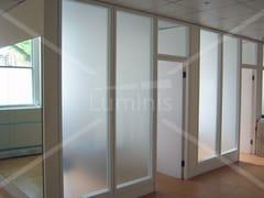 Pellicola per vetri elettrostatica STAT 301i - Pellicole oscuranti per vetri