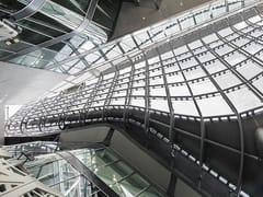 Costruzioni in acciaio e vetroCostruzioni in acciaio e vetro - PICHLER PROJECTS
