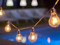Lampada a sospensione per esterno a LED su cavi in PVCSTELLA - NEWGARDEN SPAIN