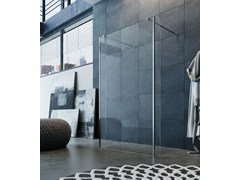 Doccia walk-in in cristallo STEP IN FA - Showering