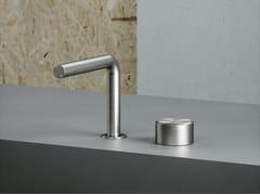 Miscelatore per lavabo a 2 fori da piano STEREO 16 31 - Stereo