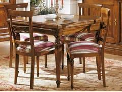Sedia in legno massello con schienale apertoSTILE | Sedia - ARVESTYLE
