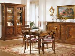 Tavolo allungabile in legno masselloSTILE | Tavolo quadrato - ARVESTYLE