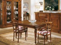 Tavolo allungabile in legno masselloSTILE | Tavolo rettangolare - ARVESTYLE