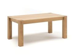 Tavolo da pranzo rettangolare in rovereSTOCCOLMA | Tavolo - ALTA CORTE