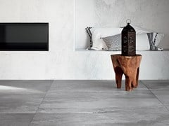 Pavimento/rivestimento effetto pietra per interni ed esterniSTONE ICONS CARDOSO - CERAMICA FONDOVALLE