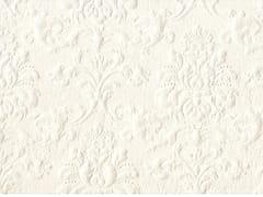 Rivestimento tridimensionale in ceramica a pasta bianca effetto pietraSTONE PLAN WALL JACQUARD BIANCO - ITALGRANITI