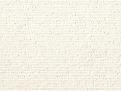 Rivestimento tridimensionale in ceramica a pasta bianca effetto pietraSTONE PLAN WALL RIGATO BIANCO - ITALGRANITI