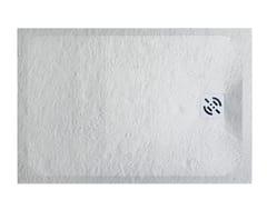 Piatto doccia in stone biancoSTONE   Piatto doccia in stone bianco - SAMO
