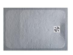 Piatto doccia in stone grigioSTONE   Piatto doccia in stone grigio - SAMO