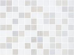 Mosaico in vetro per interni ed esterniSTONEGLASS OPALO BLANCO - ONIX CERÁMICA