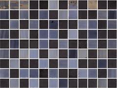 Mosaico in vetro per interni ed esterniSTONEGLASS OPALO NEGRO - ONIX CERÁMICA