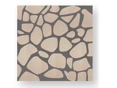 Quadro in legno intarsiato o stuccato STONES COLD - DOLCEVITA NATURE