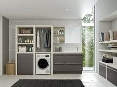 Mobile lavanderia per lavatriceSTORE 07 - GRUPPO GEROMIN
