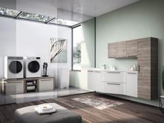 Mobile lavanderia sospeso con cassettiSTORE EXCELLENT 02 - GRUPPO GEROMIN