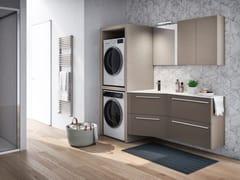 Mobile lavanderia sospeso in legnoSTORE EXCELLENT 03 - GRUPPO GEROMIN