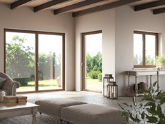 Porta-finestra in legnoSTORICA - BG LEGNO