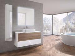 Mobile lavabo sospeso con cassetti STR8 - 22 -