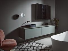 Mobile lavabo sospeso STRATO | Mobile lavabo singolo - Strato