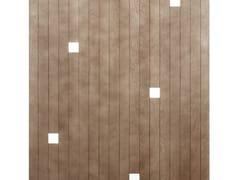 Palazzo Morelli, STRISCE Pavimento/rivestimento in rovere e marmo