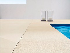 Pavimento/rivestimento in gres porcellanato STUC BEIGE - URBATEK - Grès Porcellanato